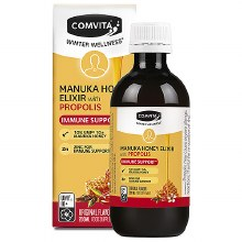 Comvita Winter Wellness Manuka Honey Elixir with Propolis 200ml