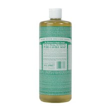 Dr. Bronner's Almond Castile Hemp Soap Liquid 472ml