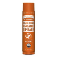 Dr Bron Orange Ginger Lip Balm