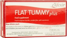 E'lifexir Flat Tummy Plus 30 Tablets