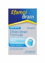 Efamol Efalex Essential Fatty Acids 60 Capsules