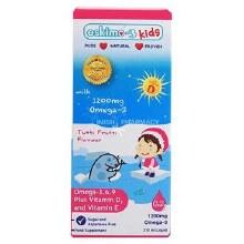Eskimo-3 Kids Omega 3-6-9 with Vitamin D and E - Tutti-Frutti 210ml