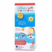 Eskimo-3 Kids Omega 3-6-9 with Vitamin D and E - Orange 105ml