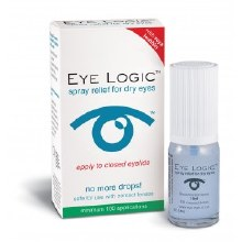 Eye Logic Spray Relief For Dry Eyes 10ml