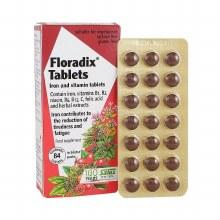 Floradix Iron Tablets 84 Tablets