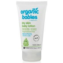 Green People Organic Babies Dry Skin Baby Lotion 150ml