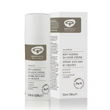 Green People Anti-Ageing 24 Hour Cream No Scent 50ml