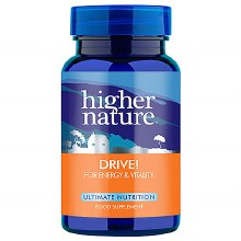 Higher Nature Drive! 30 Capsules