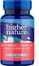 Higher Nature Red Sterol Complex (90 Tablets)