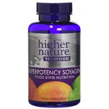 Higher Nature Super Potency Soyagen 30 Tablets