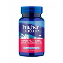 Higher Nature Brain Nutrients (30 Capsules)