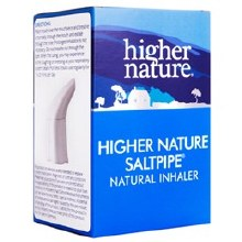 Higher Nature Saltpipe Natural Inhaler