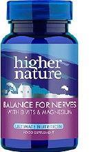 Higher Nature Balance For Nerves 60 Capsules