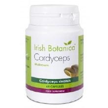 Irish Botanica Cordyceps 60 Capsules
