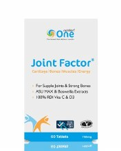 Joint Factor High Strength 60 Tablets