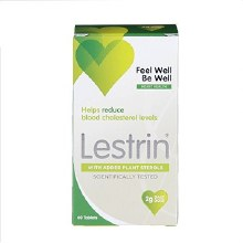 Lestrin Plant Sterols 60 Tablets