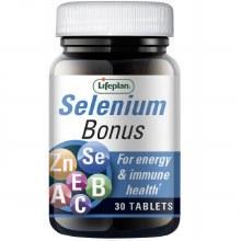 Lifeplan Selenium (30 Tablets)