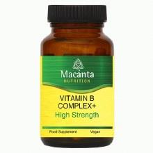Macanta Vitamin B Complex+ Vegan 90 Capsules