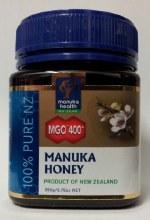 Manuka honey MGO 400 250g