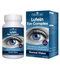 Nature's Aid Lutein Eye Complex 30 Tablets