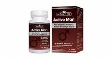 Nature's Aid Active Man 60 Tablets