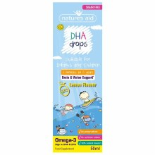 Natures Aid DHA Drops 50ml