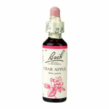 Bach Crab Apple Flower Remedy 20ml