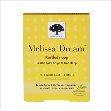New Nordic Melissa Dream (40 Tablets)