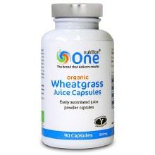 Naturalife Wheat Grass Juice (90 Capsules)