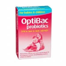 Optibac For Kids 30's