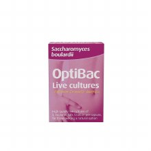 Optibac Saccharomyces 16's