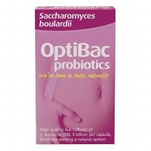 Optibac Saccharomyces 40s