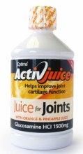 Optima Activ Juice for Joints with Orange and Pineapple 500ml