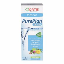 Ortis PurePlan Detox Apple Flavour 150ml