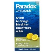Paradox Omega 3, 6, 9 Liquid 225ml