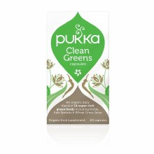 Pukka Clean Greens (60 Capsules)