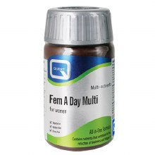 Quest Fem A Day Multi 60's