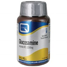 Quest Glucosamine Sulphate KCL 1000MG (90 Tablets)