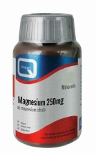 Quest Magnesium 250mg 60s