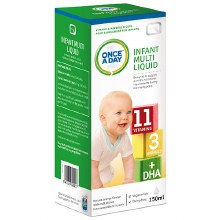 Quest OAD Infant Multi Liquid