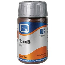 Quest Vitamin B6 50mg (60 Tablets)