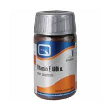 Quest Vitamin E 400IU (60 Capsules)