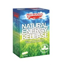 Red Kooga Natural Energy Release (30 Tablets)