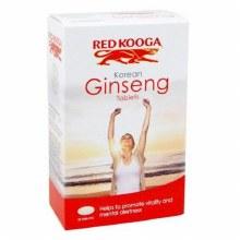 Red Kooga Korean Ginseng (32 Tablets)