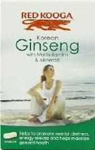 Red Kooga Korean Ginseng with Multivitamins & Minerals (32 Tablets)