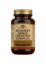 Solgar Bilberry Horse Chestnut (60 Capsules)
