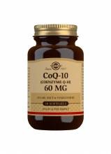 Solgar Co Q10 60mg (30 Softgels)