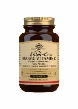 Solgar Ester C Plus 1000mg Vitamin C (90 Tablets)