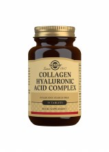 Solgar Hyaluronic Acid Complex (30 Tablets)