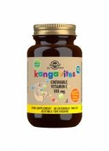 Solgar Kangavites Chewable Vitamin C 100mg (90 Tablets)